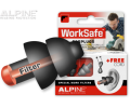 Alpine WorkSafe špunty